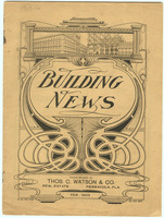 Building news: Volume I (1903) Number 2 (February)