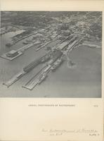 AERIAL PHOTOGRAPH OF THE PENSACOLA PORT WATERFRONT