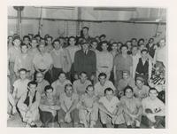 A & R ENGINEERING BUILD. UP STAFF, 1947