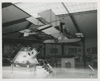 BIPLANES AND OTHER ITEMS ON DISPLAY