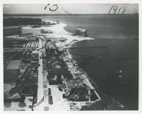AERIAL VIEW OF THE NAVAL AIR STATION, FRONT