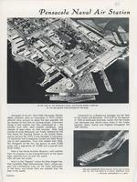 "ARTICLE, ""PENSACOLA NAVAL AIR STATION,"" 1966"
