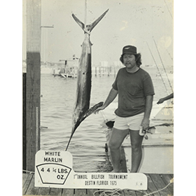 Mittler Family Donation/Marlborough Fishing Memorabilia, Destin, 1975-2000