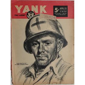Mark X. Benson, World War II Letters