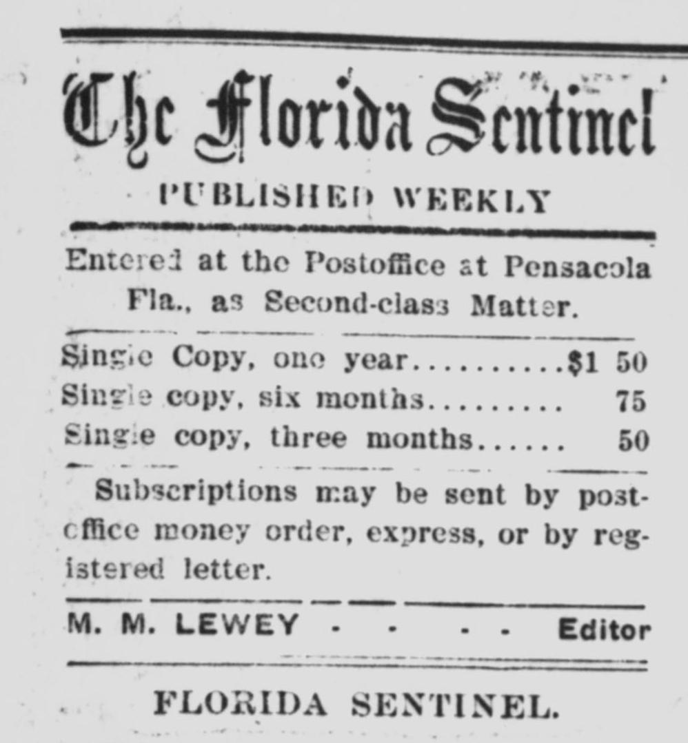 The Florida Sentinel