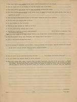 """""""Petition for Change in Rural Delivery,"""" Page 4 of 4"""