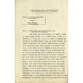 Blount & Blount & Carter Papers