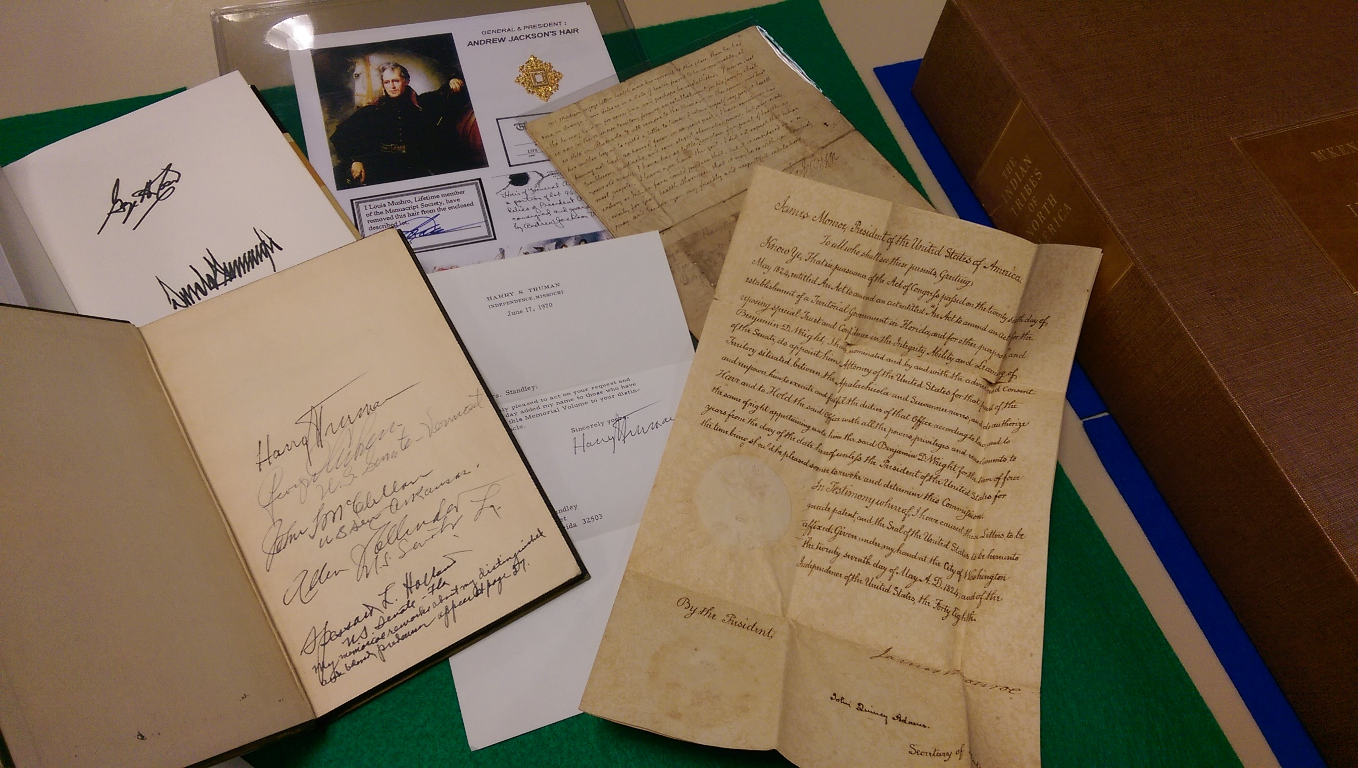 Manuscript and Archives Collections